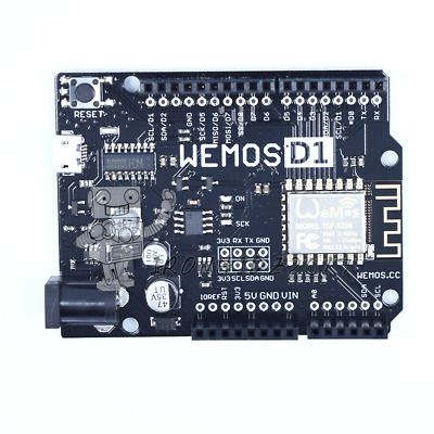WeMos D1 R2 V2.1.0 NodeMCU WiFi ESP8266 Development Board Compatible For Arduino