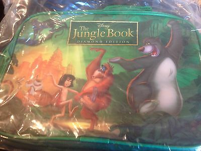 Disney Jungle Book soft lunch box kit....new