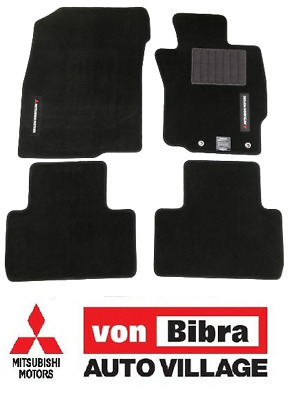 Brand New Genuine Mitsubishi ASX XA -XC Carpet Mats 11MY - 17MY Current & Onward