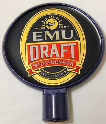 Collectible Emu Draught Double Sided Tap Top  - Excellent