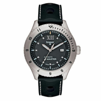 Traser Classic Automatic Master with Silicone Band Watch