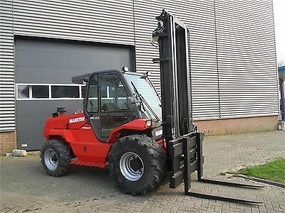 Manitou  MC 40 - 70 Forklift  Workshop Manual
