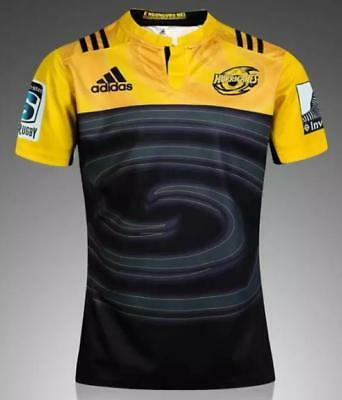 Hurricanes 2017 Home Rugby Jersey