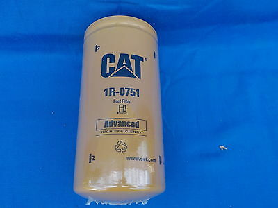 Genuine Caterpillar 1R-0751 Fuel Filter, in Gunnedah, 1R0751 (last One)