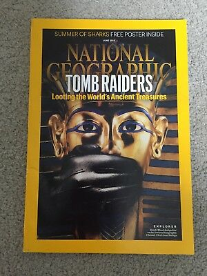 National Geographic June 2016