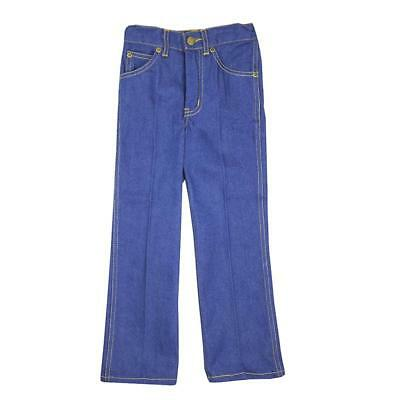 Boys Denim Blue Basic Value Classic Fit Fashion Jeans 2 to 6 Years