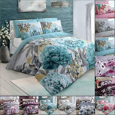 Luxury Duvet Covet Set King Size Double Single Super New Bedding Superking Quilt