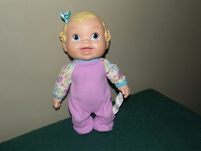 2010 Baby Alive Bounce & Giggle  - Works great!