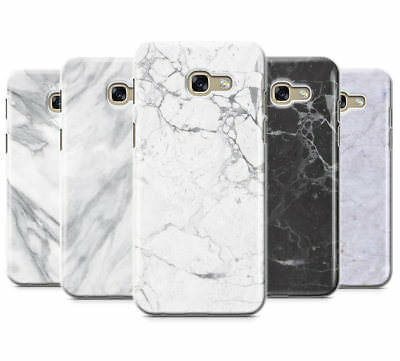 Faux Marble Effect Range Hard Mobile Phone Case Cover For Samsung Galaxy A5 2017