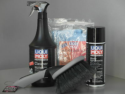 Cleaning for Quad Motorcycle Motorbike Scooter UTV and ATV Brush Cleanser
