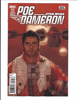 STAR WARS: POE DAMERON # 18 (OCT 2017), NM NEW (Bagged & Boarded)