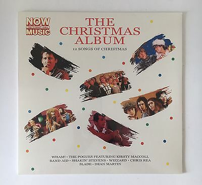 Now Thats What I Call Music The Christmas Album Vinyl Lp 2016 New & Sealed