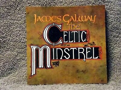 James Galway - The Celtic Minstrel - Gently Used  Cd