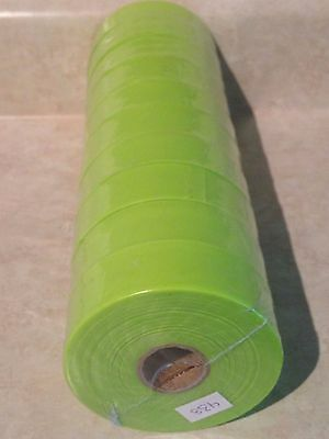 "Pack of 10 Bright Tape 1"" x 75' - Brand New!"
