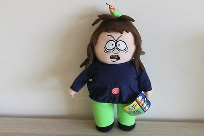 Miss Crabtree Talking South Park Plush 2004 Toy RARE 12 Inch with Tags Superb