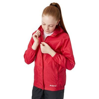 New Peter Storm Girls' Pattern Packable Jacket Outdoor Clothing
