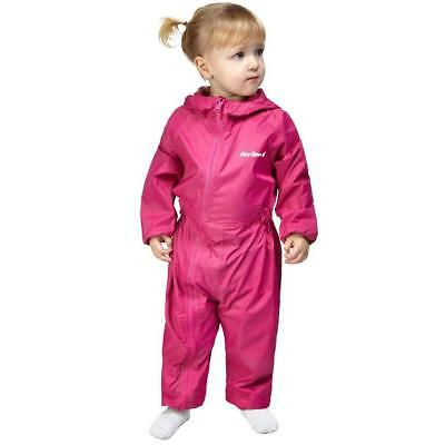 New Peter Storm Girls' Waterproof Suit Kids Girls Clothing Baselayers