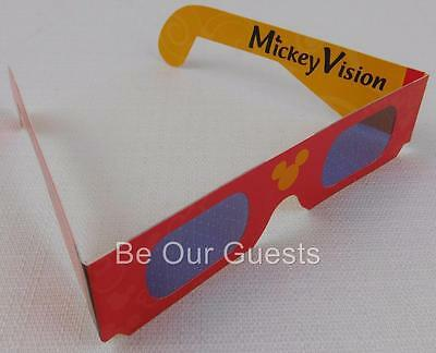 Disney Parks Mickey Vision Glasses New Fireworks & Lights Become Mickey Icons