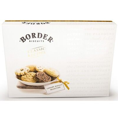 Border Biscuit Luxury Selection Box SALE PRICE NORMALLY £8.50