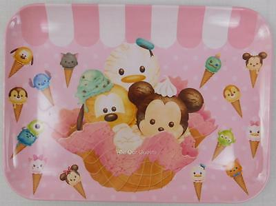 Disney Store Tsum Tsum Mickey and Friends Ice Cream Tray New
