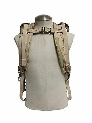 MOLLE II Enhanced Shoulder Straps Desert Camo Army Surplus
