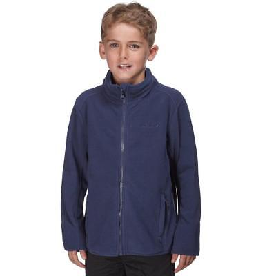 New Peter Storm Boys' Stormy Full Zip Fleece Outdoor Clothing