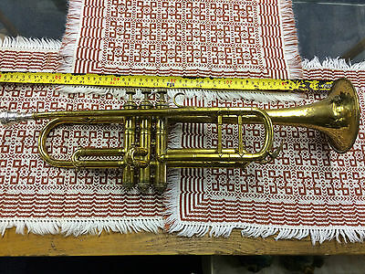 "Vintage  "" BESSON NEW CREATION Class A"" TRUMPET"