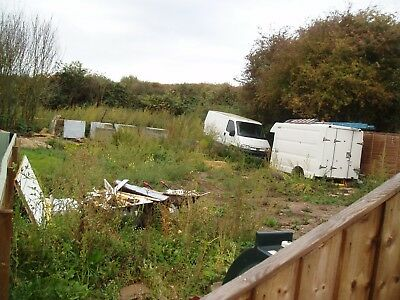 Building Plot With Outline Permission Near Harwich Backing On To Forest/fields