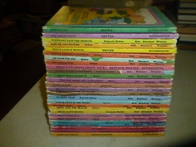 Sweet Pickles lot of 27 vintage hardcovers Kids series 1970s Hefter/Reinach