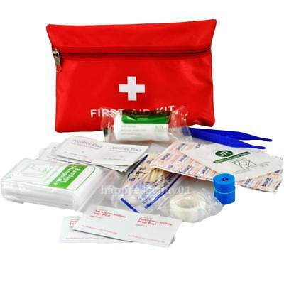 35pcs Outdoor Portable Small Emergency Bag First Aid Kit Medical Travel Survival