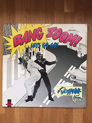 The Real Roxanne - Bang Zoom 12""