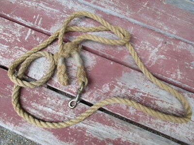 US Cavalry M-04 Equipments  Lead Rope