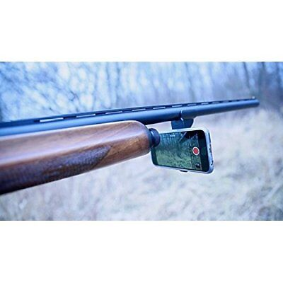 Shotgun Rifle Gun Camera Cell Phone Mount for iPhone, Samsung, GoPro, Hunting