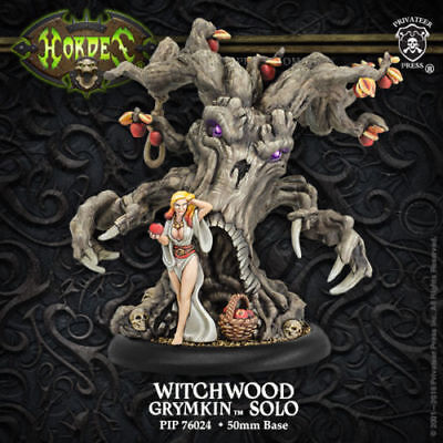 Hordes Grymkin Witchwood PIP76024 NIB NEW!
