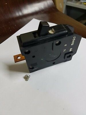 Taylor Electric Crouse Hinds 20A circuit breaker CGHQ20 20 Amp 1 pole
