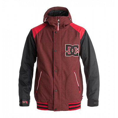 DC Men's Dcla 17 Jacket - Size XL RRP$299