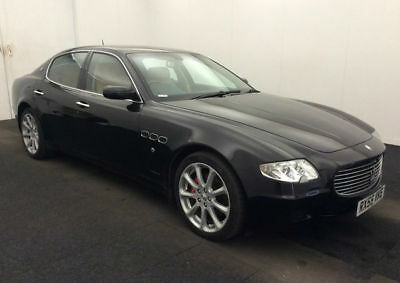 2006 Maserati Quattroporte 4.2 V8 Duo Select - Only 1 Owner - FULL History - 49k