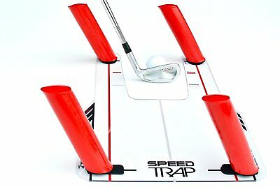 Golf Swing Speed Trainer Training Aids Putting Plane Path Practice Aid Outdoor