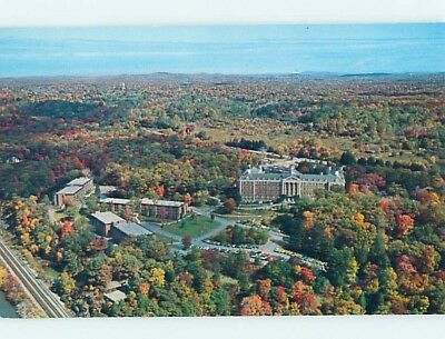 Pre-1980 Postcard Ad CULINARY INSTITUT SCHOOL Hyde Park by Poughkeepsie NY A4226