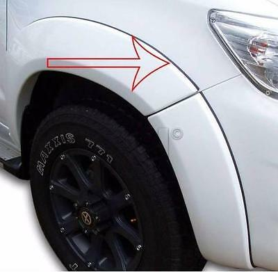 """Nissan Patrol Wheel Arch Flare """"h"""" Rubber Seal"""