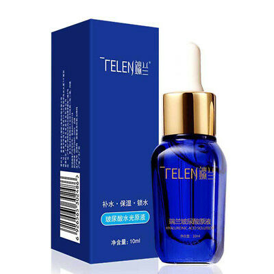 Pure Hyaluronic Acid Serum Anti-Aging Wrinkle For Face Collagen Bottle 15ML Pro.