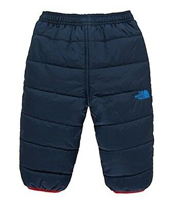 (3 Months, Blue/cosmic Blue) - The North Face Kids Reversible Perrito Trousers