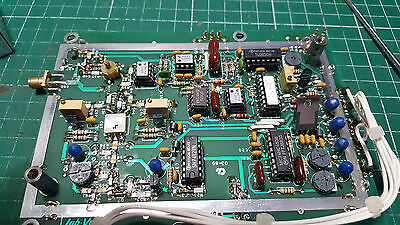 Frequency Sampler Board , EX MOD PART , Radar Training System