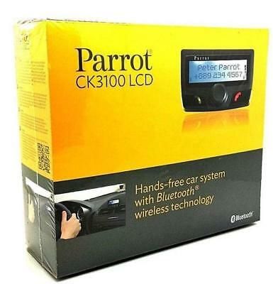 Kit Manos Libres Parrot Ck3100 Lcd Completo Ultima Version