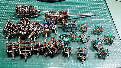 Rotary Switch Joblot , Various Rotary Switches