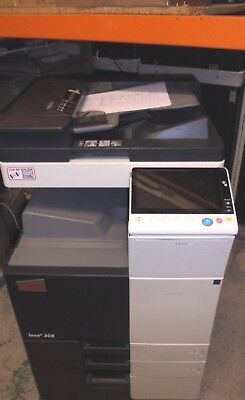 Develop+ ineo 308 Colour Photocopier / Network Printer and Fax INCLUDES VAT