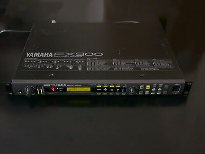 1990 Yamaha FX 900 Multi Simul-Effect Processor, Made in Japan, MIJ, vintage