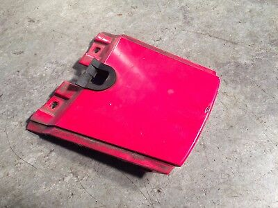 Yamaha YBR 125 - Rear Back Middle Center Joiner Panel Fairing Cover