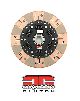 Competition Clutch Stage 3 Ceramic Uprated Disc -For Supra 2JZGE 2JZ-GE with W58