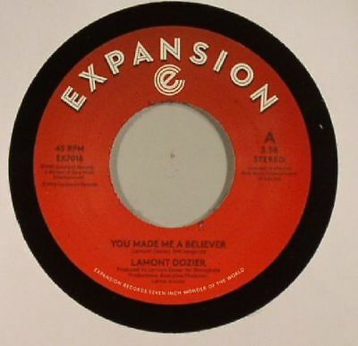 """DOZIER, Lamont - You Made Me A Believer - Vinyl (7"""")"""